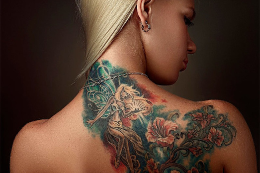Искусство тату в последние 100 лет