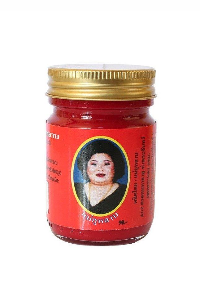 Тайский красный бальзам