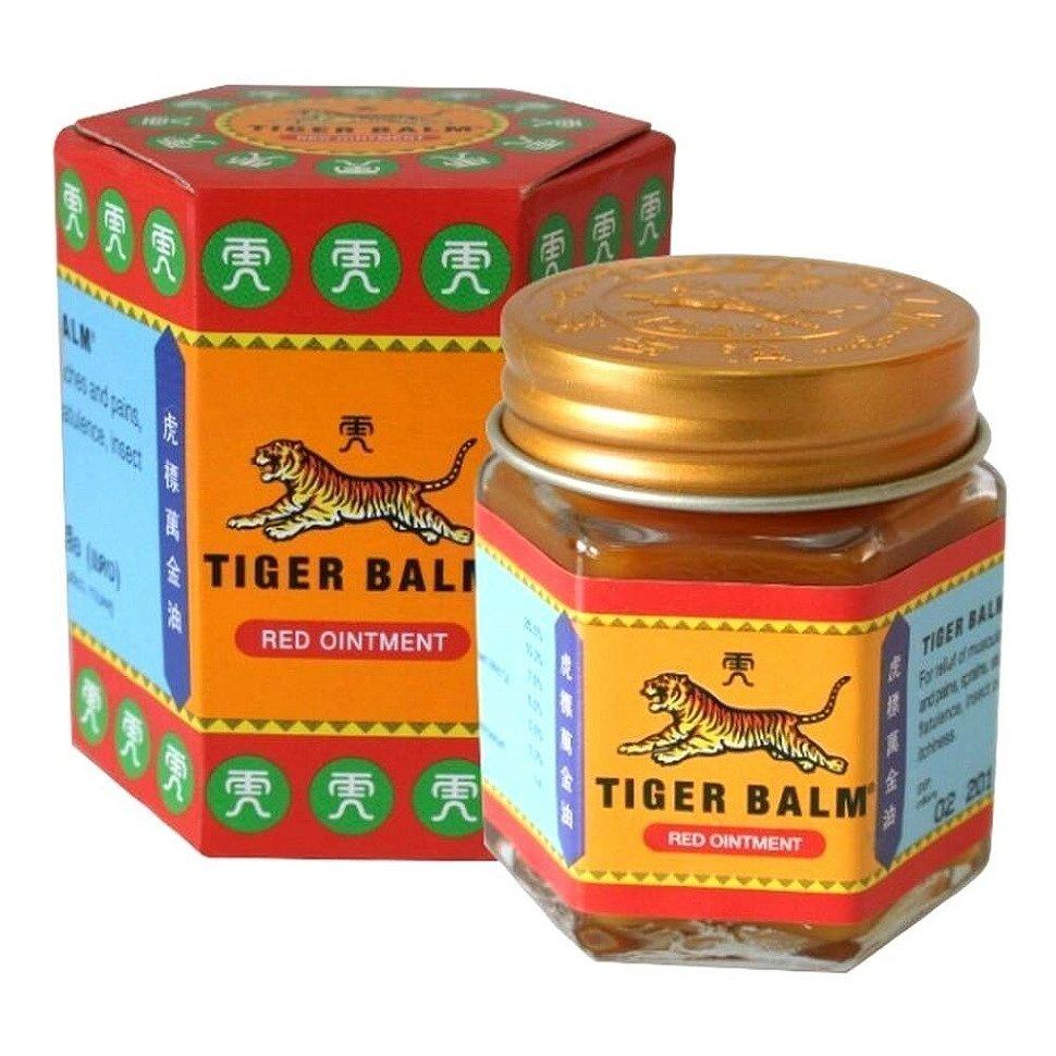 Тайский тигровый бальзам
