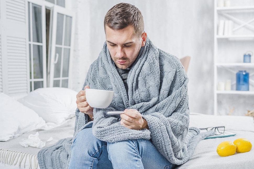 Симптомы коронавируса и простуды