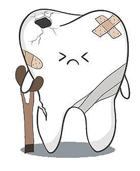 миф: тайские пасты царапают зубную эмаль