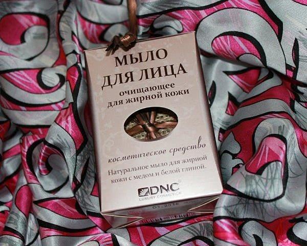 Мыло для жирной кожи лица