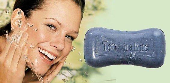 Турмалиновое мыло для лица