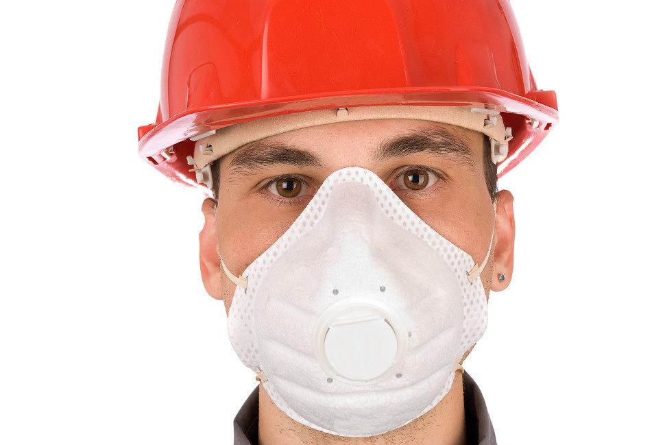 Строительная маска