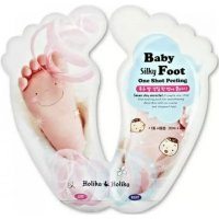 "Пилинг для ног ""Baby Silky Foot One Shot Peeling"""